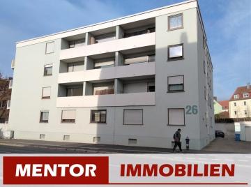 1-Zimmer-Apartment als Kapitalanlage in zentraler Lage, 97421 Schweinfurt, Etagenwohnung
