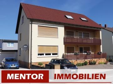 Frisch renovierte Wohnung für ruhige Mieter, 97493 Bergrheinfeld, Etagenwohnung