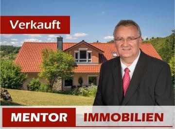 VERKAUFT – Großzügiges Einfamilienhaus, großes Grundstück, Blick ins Grüne, 97450 Arnstein-Binsfeld, Einfamilienhaus