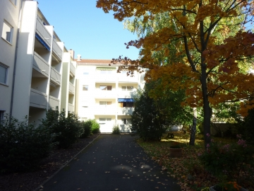 Barrierefreie Wohnung mit Lift in SW-City!, 97421 Schweinfurt, Etagenwohnung
