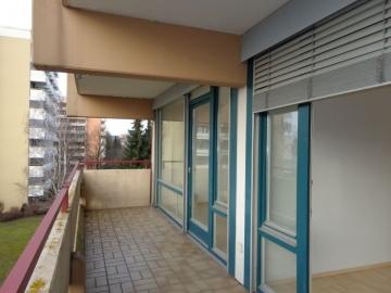 Helle Zweizimmerwohnung mit zwei Balkonen in begehrter Wohnlage!, 97422 Schweinfurt Hochfeld, Etagenwohnung