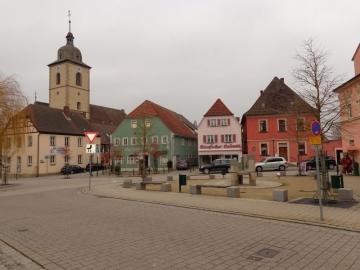 Großzügiges Wohnen im historischen Herrenhaus – Mitten in Gochsheim!, 97469 Gochsheim, Einfamilienhaus