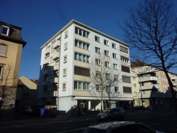 Wohnen in SW-City. Lift vorhanden., 97421 Schweinfurt, Etagenwohnung