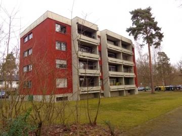 Geräumige 3,5 Zimmerwohnung mit Balkon und Stellplatz!, 97525 Schwebheim, Etagenwohnung