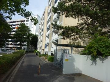 Kleine City-Wohnung mit Lift, Balkon, nähe Augustinum!, 97421 Schweinfurt, Etagenwohnung