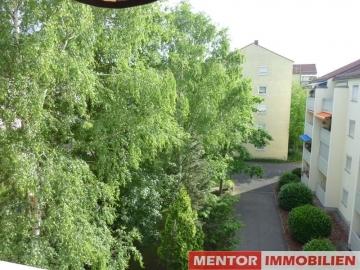 Komfortabel und ruhig. Stadtwohnung mit EBK, Balkon, Lift, 97421 Schweinfurt Stadt, Etagenwohnung