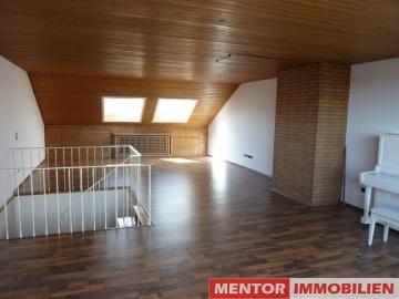 Großzügie Maisonette-Wohnung mit Dachterrasse in SW-City, 97421 Schweinfurt, Maisonettewohnung