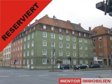 Preiswerte Wohnung in Zentrumslage, 97421 Schweinfurt, Etagenwohnung