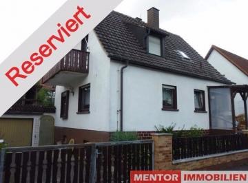Kleines Einfamilienhaus in ruhiger Lage., 97440 Werneck-Schraudenbach, Einfamilienhaus