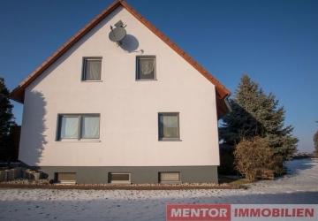 Wenn Sie Natur lieben, 97539 Wonfurt / Steinsfeld, Einfamilienhaus