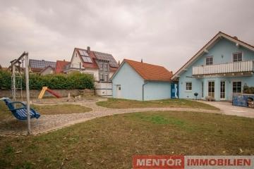 Viel Platz und der Natur ganz Nahe. Freist. Einfamilienhaus mit Einliegerwohnung., 97714 Oerlenbach/Rottershausen, Einfamilienhaus