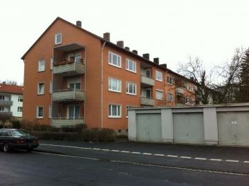 Ideal als Kapitalanlage, gut vermietete Wohnung, 5,5 % (Brutto)-Rendite!, 97424 Schweinfurt Bergl, Etagenwohnung