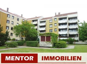 """3-Zimmer-Wohnung nähe Waldspielplatz """"Drei Eichen"""", 97422 Schweinfurt, Etagenwohnung"""