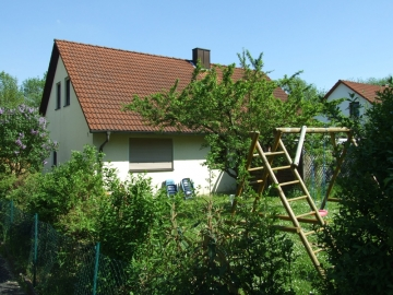 Freist. Einfamilienhaus mit Keller und Garage, 97422 Schweinfurt, Einfamilienhaus