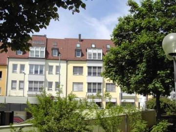 Maisonettewohnung mit Wintergarten in SW City, 97421 Schweinfurt, Etagenwohnung