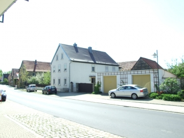 Älteres Anwesen in Dingolshausen, 97497 Dingolshausen, Einfamilienhaus