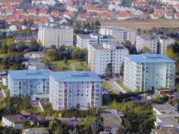 Moderne Eigentumswohnung an der Haardt, 97422 Schweinfurt, Etagenwohnung