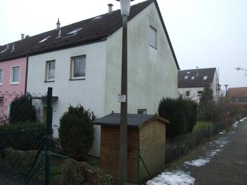 Reihenendhaus mit schönem Garten in ruhiger Lage, 97464 Niederwerrn, Reihenmittelhaus