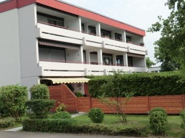 Geräumige Wohnung mit Balkon und Stellplatz!, 97456 Dittelbrunn, Etagenwohnung