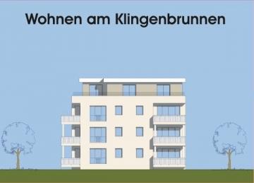 Neubau – Erstbezug, barrierefrei, Am Klingenbrunnen, SW-Innenstadt!, 97422 Schweinfurt Hochfeld, Etagenwohnung