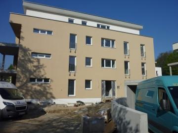 Erstbezug-Penthouse-Wohnung, SW-Klingenbrunn, 97422 Schweinfurt, Etagenwohnung
