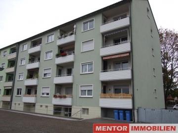 3 Zimmer Wohnung mit Sonnenbalkon in ruhiger Lage sucht neuen Nutzer!, 97424 Schweinfurt Gartenstadt, Etagenwohnung