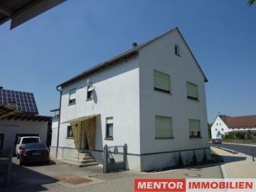 Viel Wohnraum für wenig Geld!, 97509 Kolitzheim, Einfamilienhaus