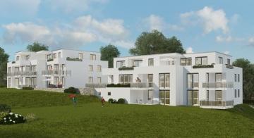 Main-Terrassen, Neubau Eigentumswohnungen, 97422 Schweinfurt, Penthousewohnung
