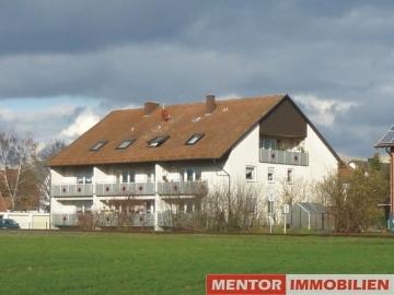 Blick in die Natur!, 97469 Gochsheim, Etagenwohnung