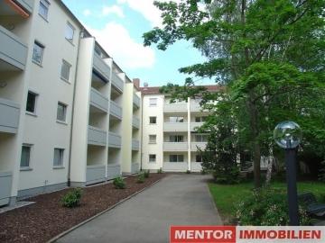 Moderne Stadtwohnung mit Einbauküche, Balkon und Lift!, 97421 Schweinfurt, Etagenwohnung