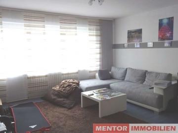 City-Wohnung mit Einbauküche, gepflegter Altbau., 97421 Schweinfurt, Etagenwohnung